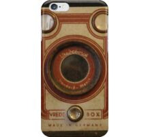 Compact Vredeborch iPhone Case/Skin