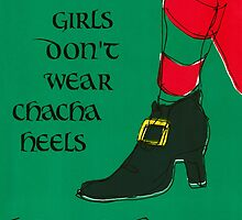 Nice Leprechauns Don't Wear ChaCha Heels by Mice Hell