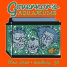 Governor's Aquariums by jkilpatrick