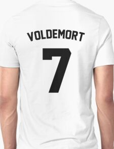 Voldemort | Football Jersey | 7 horcruxes T-Shirt