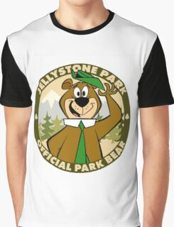Y0Gi Bear Vintage! Graphic T-Shirt