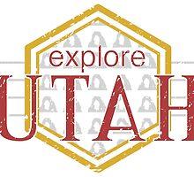 Explore Utah by donbenndesigns