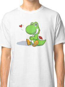 Chubby-Wubby Yoshi Classic T-Shirt