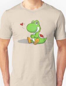 Chubby-Wubby Yoshi Unisex T-Shirt
