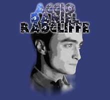 Accio Daniel Radcliffe | Harry Potter themed Womens Fitted T-Shirt