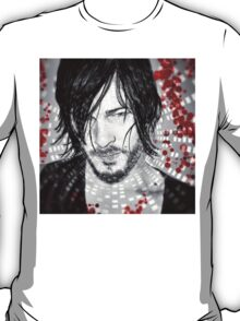 Norman Reedus - Walking Dead - Daryl  T-Shirt