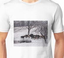 The Cattle are Lowing Unisex T-Shirt