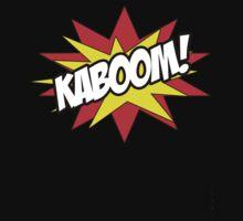 Kaboom! by PaulRoberts