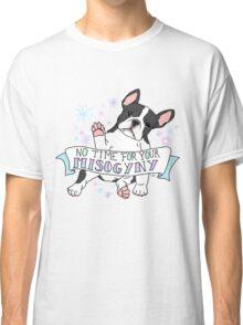 Feminist Frenchie Classic T-Shirt
