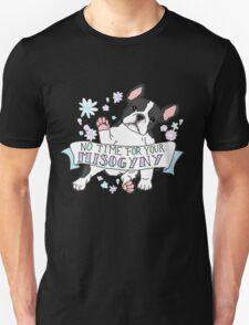 Feminist Frenchie Unisex T-Shirt