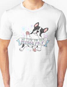 Feminist Frenchie T-Shirt