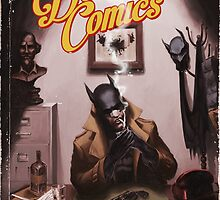 Detective Comics by ThinkStrange