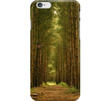 Fantasy Forest Case (with butterfly) iPhone Case/Skin