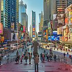Times square by Andrew-Thomas
