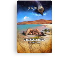 Rescued in 2061 AD Canvas Print