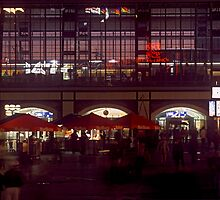 Alexanderplatz, Berlin 2000 by Michel Meijer