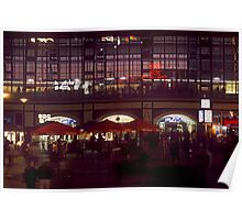 Alexanderplatz, Berlin 2000 Poster