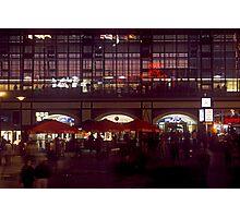 Alexanderplatz, Berlin 2000 Photographic Print