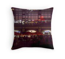 Alexanderplatz, Berlin 2000 Throw Pillow