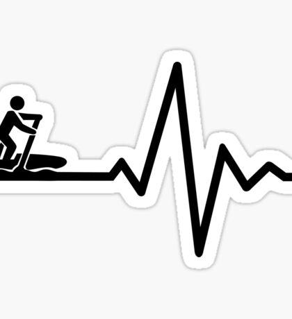 Paddleboard Life Sticker