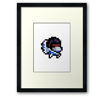 Nuclear Throne - Rogue - Chest - HIGH QUALITY Framed Print
