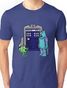 Put That Police Box Back Where It Came From or So Help Me! Unisex T-Shirt
