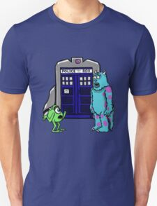 Put That Police Box Back Where It Came From or So Help Me! T-Shirt
