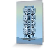 Archisystems Greeting Card