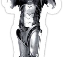 Cyberman DELETE Sticker