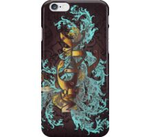 """Mickey"" Wood words iPhone Case/Skin"