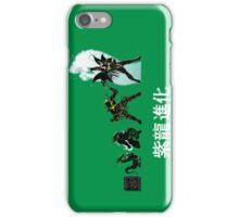 Shiryu Evolution iPhone Case/Skin
