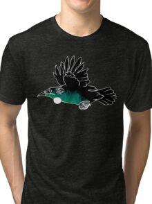 Flying Tui Tri-blend T-Shirt