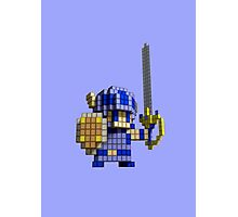 3D Dot Game Heroes Photographic Print