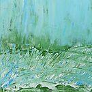 Sky in Wild Grasses by Lenore Senior