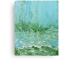 Sky in Wild Grasses Canvas Print