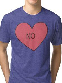 No Tri-blend T-Shirt