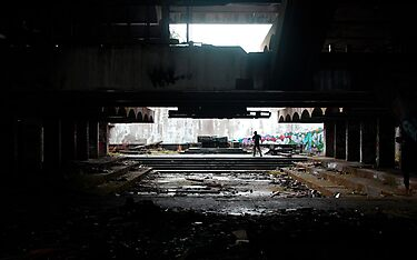 St. Peter's Seminary by Peter Cassidy