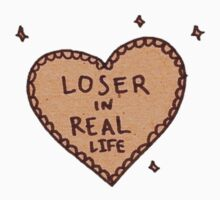 Loser in Real Life by rock3199star