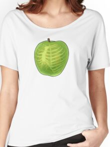 Anatomical Apple Women's Relaxed Fit T-Shirt