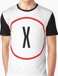 X Files X Graphic T-Shirt