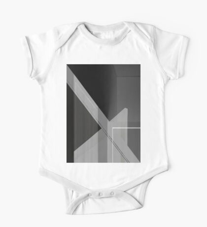 Lines (inverted) One Piece - Short Sleeve