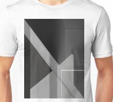 Lines (inverted) Unisex T-Shirt