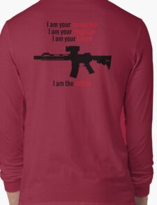 I am the Militia. Long Sleeve T-Shirt