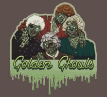 Golden Ghouls Kids Clothes