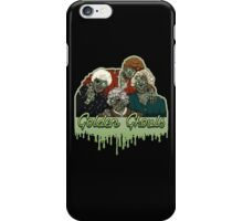 Golden Ghouls iPhone Case/Skin