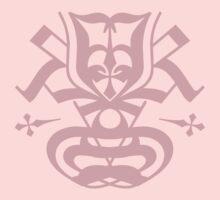 Typo Samurai - Pink Kids Clothes