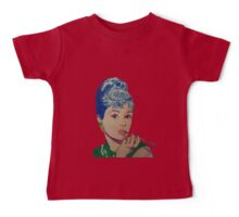 Audrey in Color Baby Tee