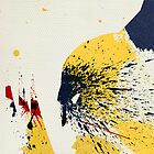 Paint Splatter Superheros: Wolverine by Arian Noveir