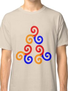 Alpha Omega Beta Colours Classic T-Shirt