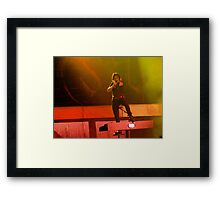 Lawrence Gowan Framed Print
